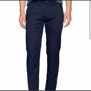 Billabong Carter Stretch Chino Pants Size 28 Navy